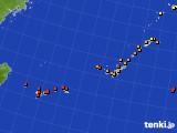 沖縄地方のアメダス実況(気温)(2020年06月06日)