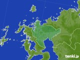 2020年06月09日の佐賀県のアメダス(降水量)