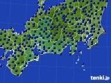東海地方のアメダス実況(日照時間)(2020年06月11日)