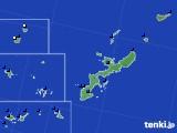 2020年06月17日の沖縄県のアメダス(風向・風速)