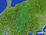 2020年06月18日の長野県のアメダス(降水量)