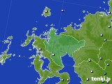 2020年06月18日の佐賀県のアメダス(降水量)