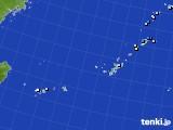 沖縄地方のアメダス実況(降水量)(2020年06月20日)