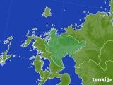 2020年06月21日の佐賀県のアメダス(降水量)