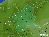 2020年06月22日の群馬県のアメダス(降水量)
