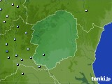 栃木県のアメダス実況(降水量)(2020年06月26日)