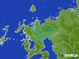 2020年06月27日の佐賀県のアメダス(降水量)