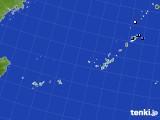 沖縄地方のアメダス実況(降水量)(2020年06月28日)