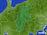 長野県のアメダス実況(降水量)(2020年06月28日)