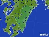 宮崎県のアメダス実況(日照時間)(2020年06月29日)
