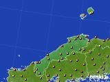 アメダス実況(気温)(2020年06月29日)