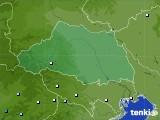 埼玉県のアメダス実況(降水量)(2020年07月01日)