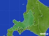 2020年07月01日の道央のアメダス(降水量)