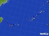 2020年07月01日の沖縄地方のアメダス(日照時間)