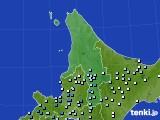 2020年07月02日の道北のアメダス(降水量)