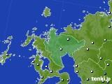 2020年07月03日の佐賀県のアメダス(降水量)