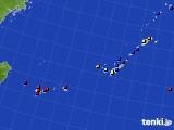 2020年07月04日の沖縄地方のアメダス(日照時間)