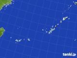 沖縄地方のアメダス実況(降水量)(2020年07月06日)