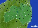 2020年07月14日の福島県のアメダス(降水量)