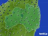 2020年07月28日の福島県のアメダス(降水量)
