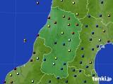 2020年07月30日の山形県のアメダス(日照時間)
