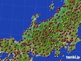 アメダス実況(気温)(2020年08月04日)