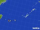 2020年08月22日の沖縄地方のアメダス(降水量)