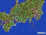 アメダス実況(気温)(2020年08月24日)