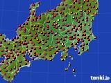 アメダス実況(気温)(2020年08月26日)