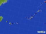 2020年08月31日の沖縄地方のアメダス(日照時間)