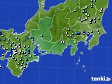2020年09月02日の東海地方のアメダス(降水量)