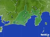 静岡県のアメダス実況(降水量)(2020年09月03日)