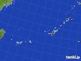 沖縄地方のアメダス実況(降水量)(2020年09月04日)