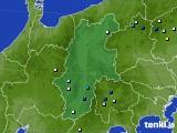 長野県のアメダス実況(降水量)(2020年09月05日)