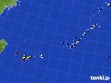 2020年09月05日の沖縄地方のアメダス(日照時間)