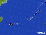 2020年09月06日の沖縄地方のアメダス(日照時間)