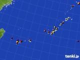 2020年09月07日の沖縄地方のアメダス(日照時間)