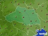 埼玉県のアメダス実況(気温)(2020年09月07日)