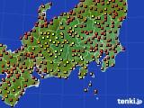 アメダス実況(気温)(2020年09月08日)