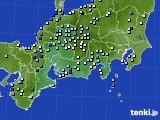 2020年09月10日の東海地方のアメダス(降水量)