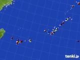 2020年09月18日の沖縄地方のアメダス(日照時間)