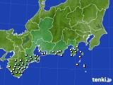 2020年09月22日の東海地方のアメダス(降水量)
