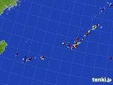 2020年09月24日の沖縄地方のアメダス(日照時間)