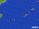 2020年09月25日の沖縄地方のアメダス(日照時間)