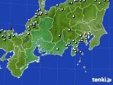 東海地方のアメダス実況(降水量)(2020年09月26日)