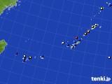 2020年09月26日の沖縄地方のアメダス(日照時間)