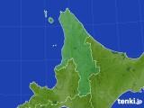 道北のアメダス実況(降水量)(2020年10月11日)