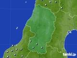 2020年11月04日の山形県のアメダス(降水量)
