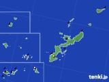 沖縄県のアメダス実況(日照時間)(2020年11月30日)