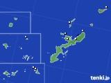 2021年01月04日の沖縄県のアメダス(降水量)